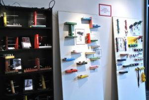 Bookmöbel und Schlüsselbretter